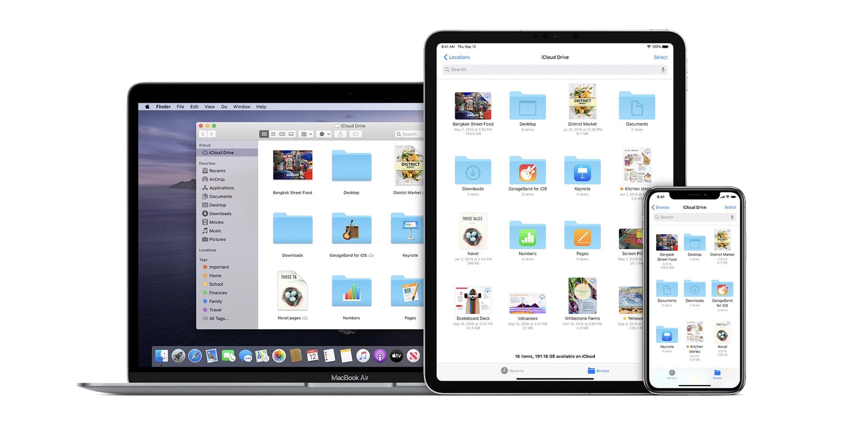 iPad et leur iPhone